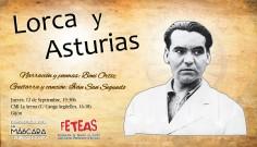 POETAS REPUBLICANOS. Lorca y Asturias