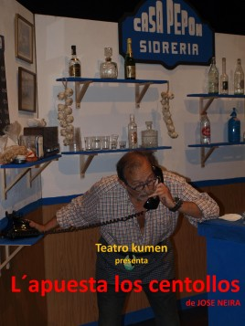 LA APUESTA LOS CENTOLLOS