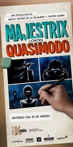 Majestrix contra Quasimodo