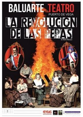 LA REVOLUCIÓN DE LAS PEPAS