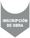 inscripcion obra